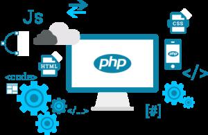 انتخاب ورژن PHP